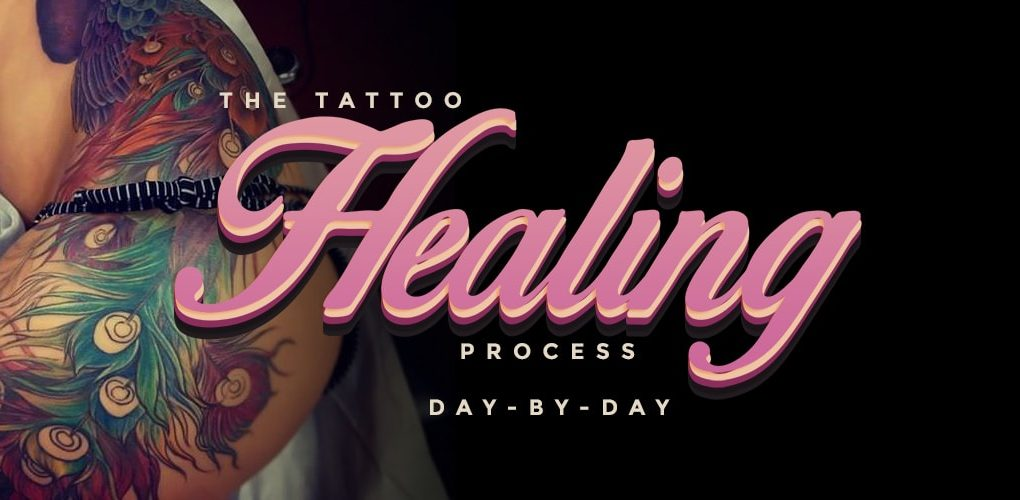 Tattoo Healing Process