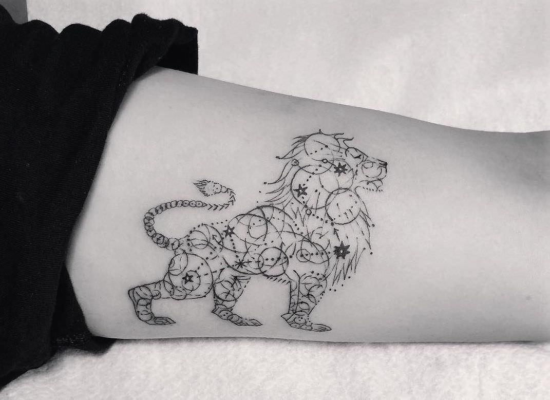 101 Lion amp Lioness Tattoo Ideas Designs AuthorityTattoo