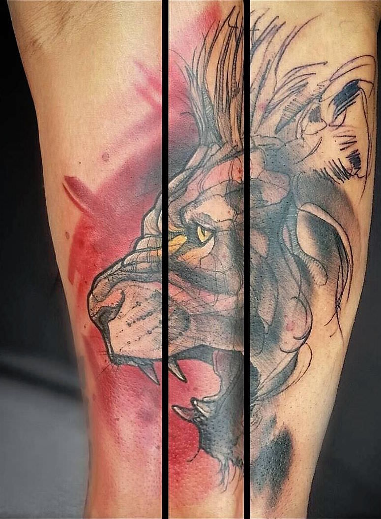 101 Lion Lioness Tattoo Ideas Designs Authoritytattoo