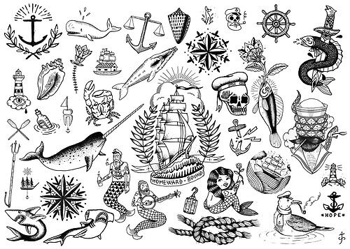 What Is A Flash Tattoo? (With Examples)