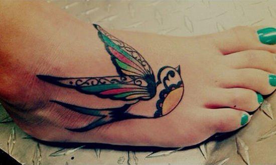 How Much Do Feet Tattoos Hurt