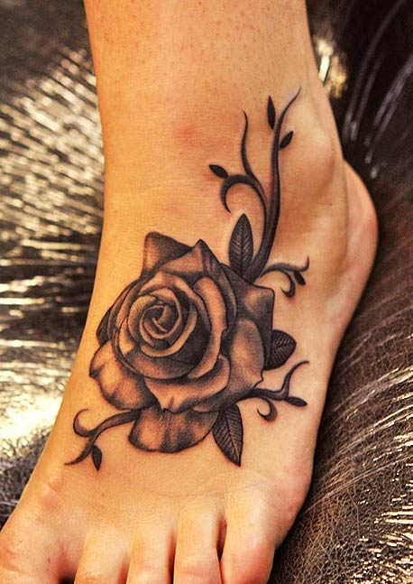 Foot tattoo pain how bad do foot tattoos hurt authoritytattoo foot tattoo pain gumiabroncs Gallery