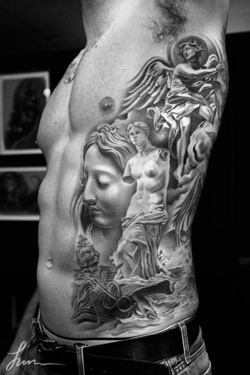 Rib Tattoo Pain How Bad Do Rib Tattoos Hurt Authoritytattoo