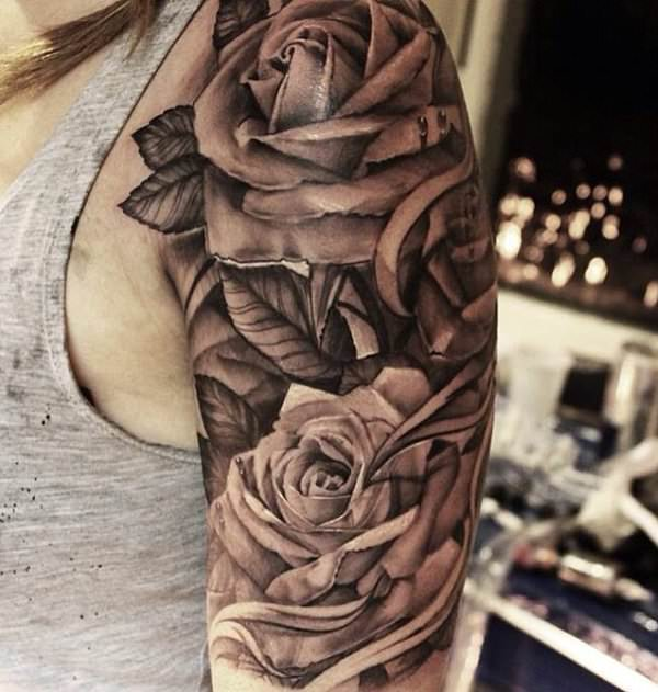 65 Best Images About 3d Tattoos For Girls Pinterest On: 101 Of The Best Flower Tattoo Design Ideas For Men & Women