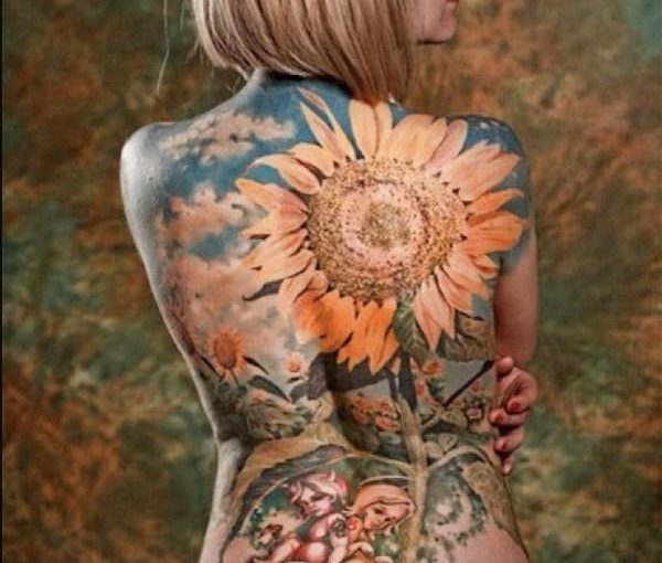 Floral Tattoo Images Designs: 101 Of The Best Flower Tattoo Design Ideas For Men & Women