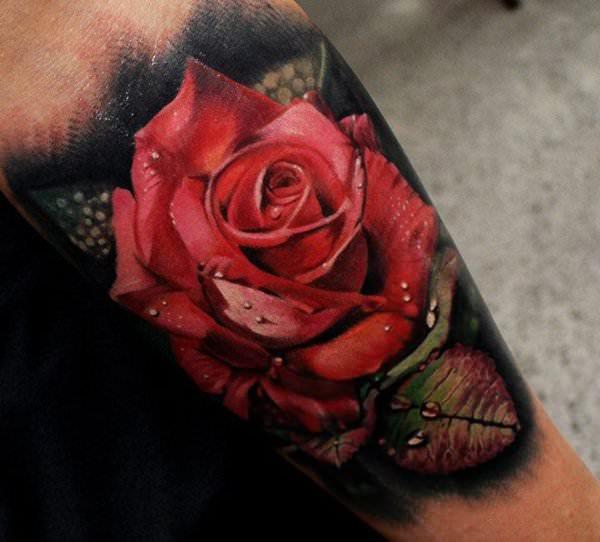 101 of the best flower tattoo design ideas for men women