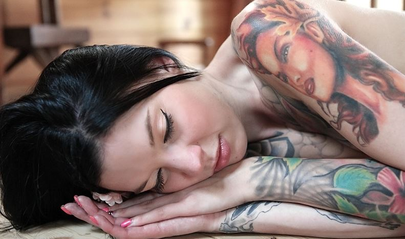 Sleeping With A New Tattoo How To Sleep For Better Comfort