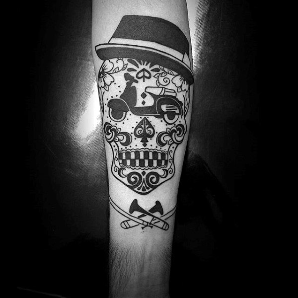 101 best sugar skull tattoo design ideas � spooky amp sweet