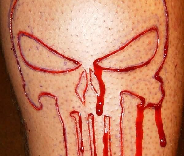 Tattoo Bleeding