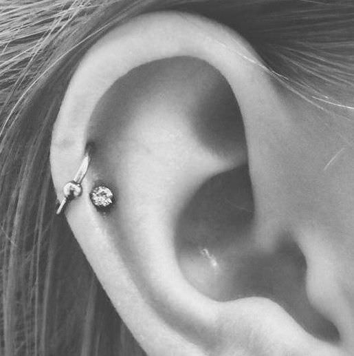 Cartilage Piercings Ultimate Guide With Images