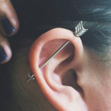 Industrial Piercing Pain: How Much Does It Hurt?