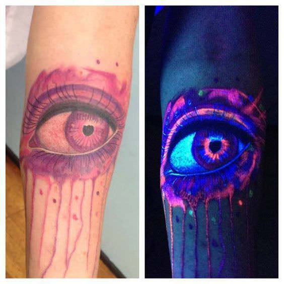 Uv Black Light Tattoos A Complete Guide