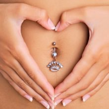 How To Change A Belly Button Ring