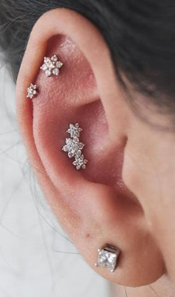 Conch Piercing Ultimate Guide With Images