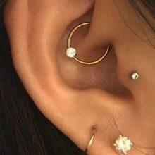 Ear Piercings For Treating Headaches