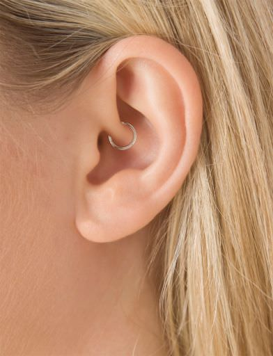 Daith Piercing Healing Cleaning Guide