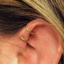Double Helix Piercings: Guide & Images