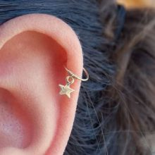 Helix Piercings: Guide & Images