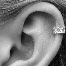 Upper Ear Piercings: Guide & Images