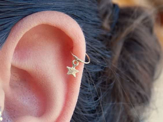 Different Types Of Ear Piercings The Complete List