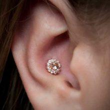 Inner Ear Piercings: Guide & Images