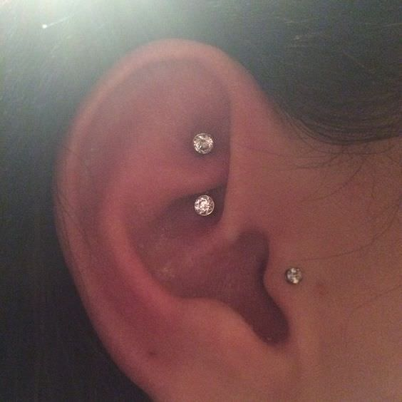 Rook Piercing Pain: How Much Do They Hurt?