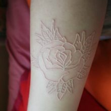 White Ink Tattoos – Best Designs & Top Advice