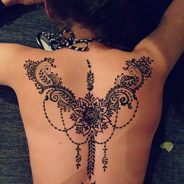 How To Remove Henna Tattoos