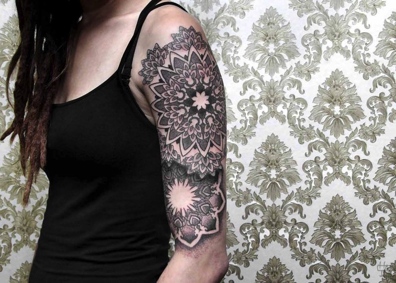How Much Does A Half Sleeve Tattoo Cost