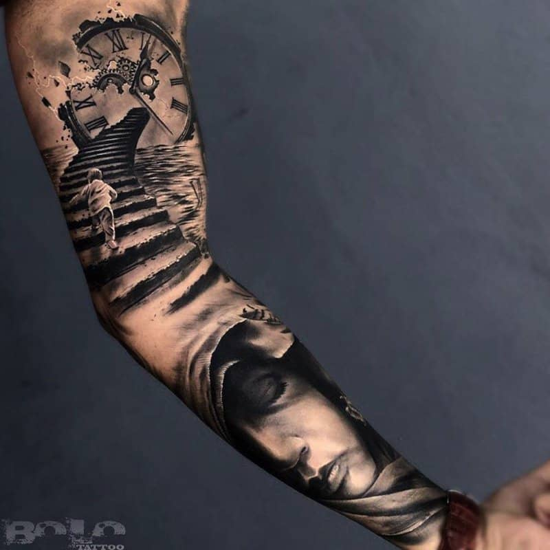 How Much Does This Tattoo Cost In India: How Much Does A Sleeve Tattoo Cost?