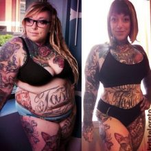 Tattoos After Weight Loss – How Much Do They Change?