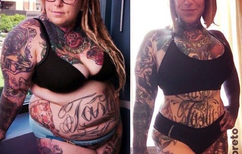 Tattoos After Weight Loss: How Much Do They Change?