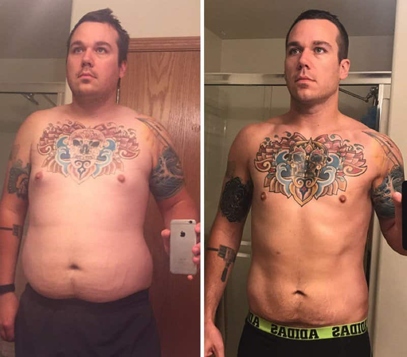 Tattoo After Losing Weight
