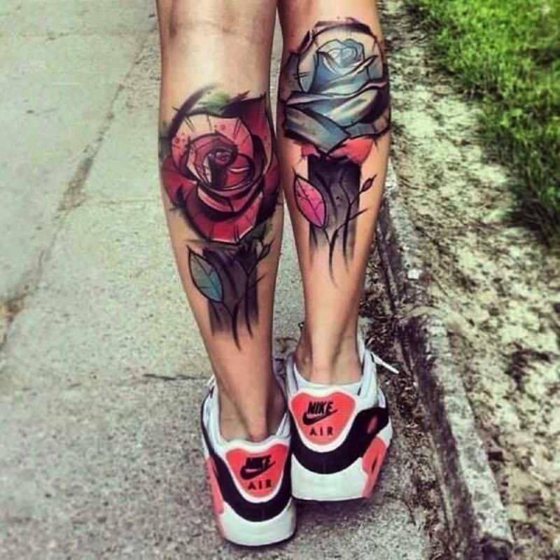 Calf Tattoo Pain: How Bad Do They Hurt?