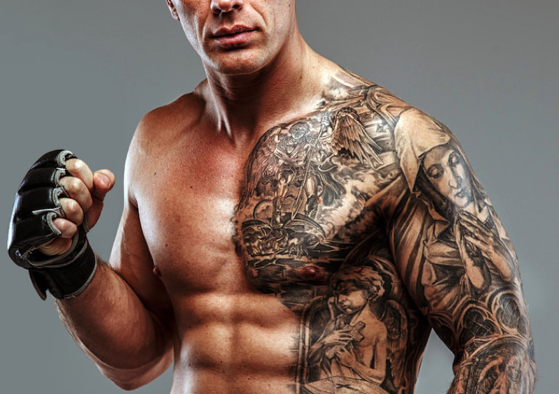 Will Tattoos Stretch With Muscle Gain?