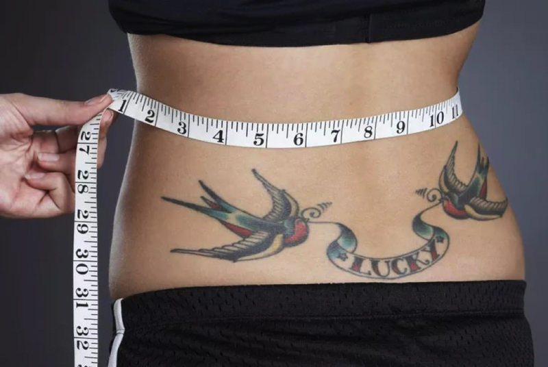 What Happens To Tattoos After You Gain Weight?