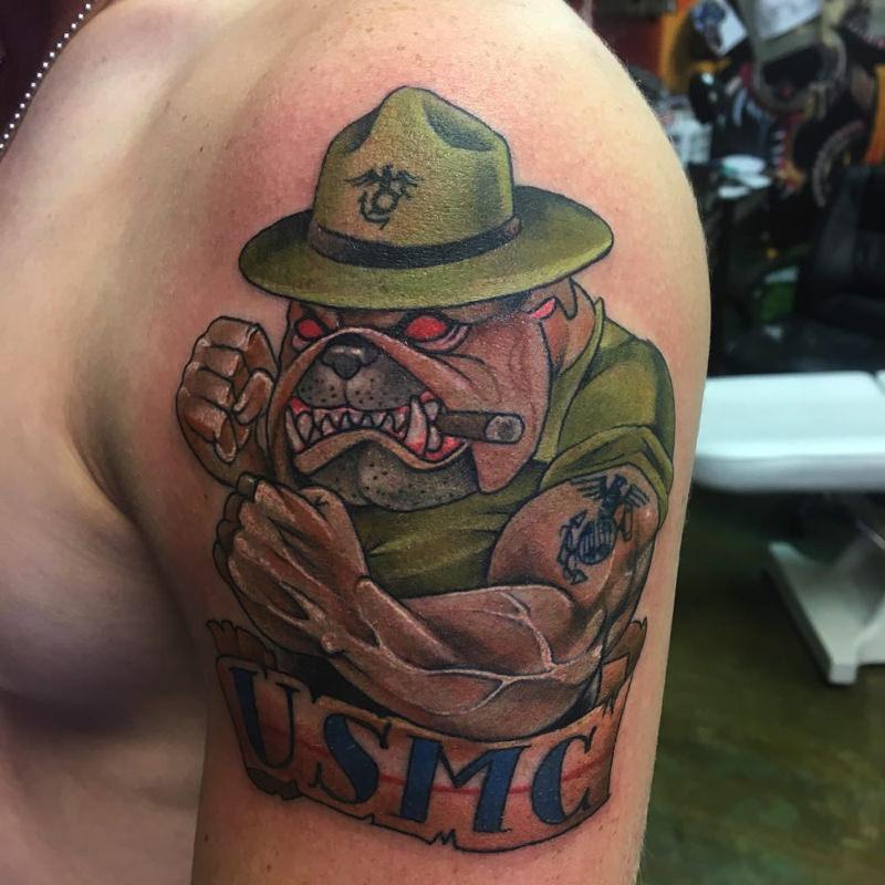 U.S. Marine Corps Tattoo Policy & Regulations