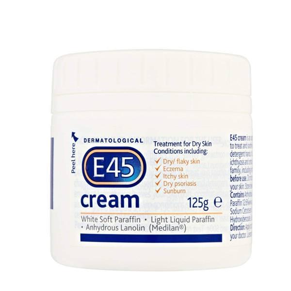 Can You Use E45 Cream On Tattoos?