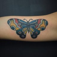 85 Mind-Blowing Butterfly Tattoos And Their Meaning
