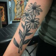 125 Mind-Blowing Daisy Tattoos And Their Meaning
