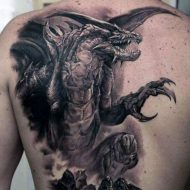 135 Mind-Blowing Dragon Tattoos And Their Meaning