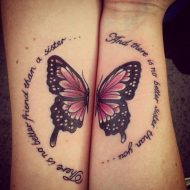 135 Beautiful Sister Tattoos And Their Meaning