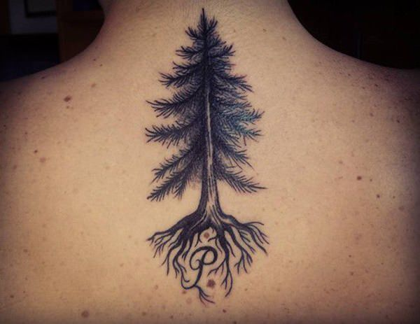 85 Mind-Blowing Tree Tattoos And Their Meaning
