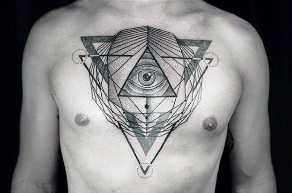 Triangle Tattoos: A Complete Guide With 85 Images