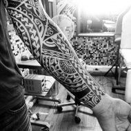 105 Mind-Blowing Tribal Tattoos And Their Meaning