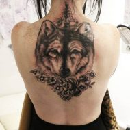 125 Mind-Blowing Wolf Tattoos And Their Meaning