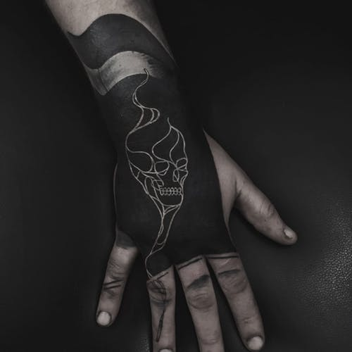 Blackwork Tattoos: A Complete Guide With 85 Images