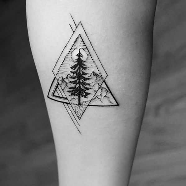 85 Mind-Blowing Geometric Tattoo Designs