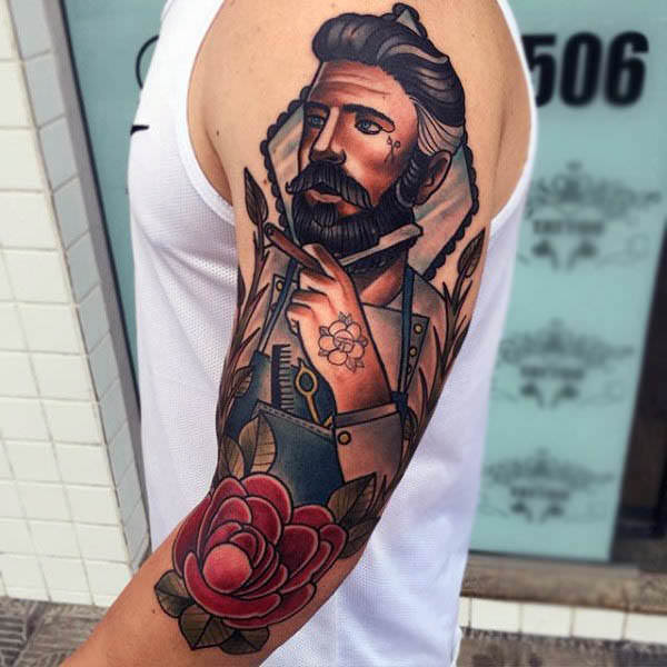 Neo-Traditional Tattoos: A Complete Guide With 85 Images