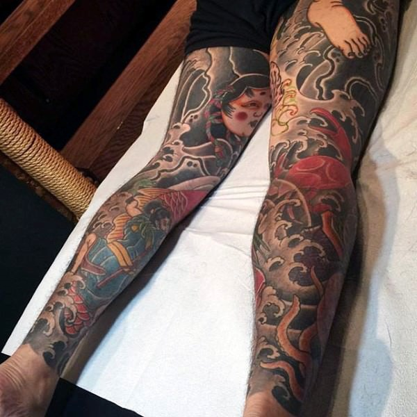 Reasons Why Tattooed People Are Awesome